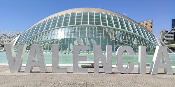 8 nuove offerte di lavoro a Valencia