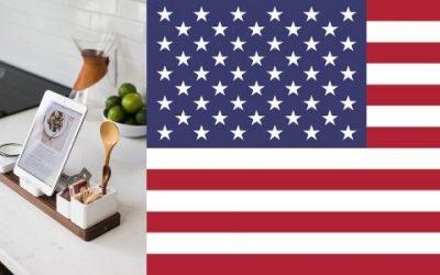 Lavoro da casa per chi ama la cucina e la cultura americana