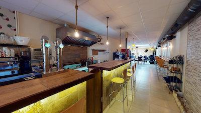Vendesi Bar Ristorante a Palma di Maiorca - Ingresso