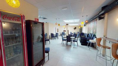 Vendesi Bar Ristorante a Palma di Maiorca - Sala