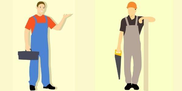 Si assumono idraulici e operai in Belgio
