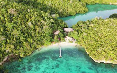 Si vende piccolo hotel nelle Isole Togian (Indonesia)