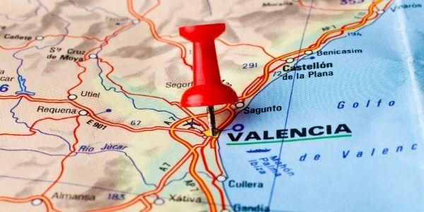 Lavorare a Valencia: 5 nuove offerte (marzo 2021)
