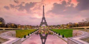 Offerta di lavoro a Parigi (2021)