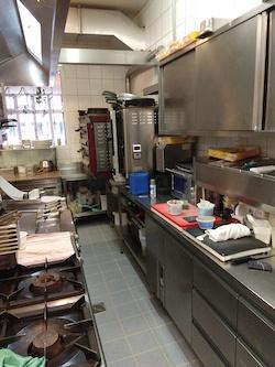 Vendesi ristorante in Germania - Cucina