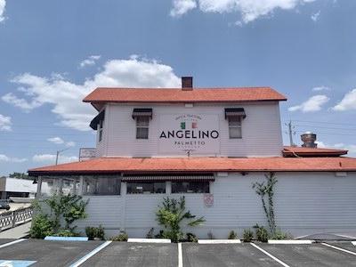 Vendesi ristorante in Florida - Insegna
