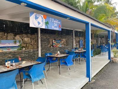 Vendesi ristorante pizzeria in Repubblica Dominicana - Esterno