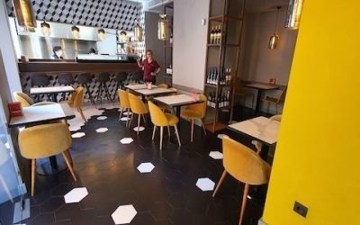 Vendesi bar ristorante nel centro di Malaga