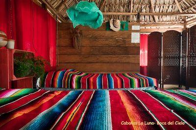 Vendesi piccolo eco-resort in Messico - Camera