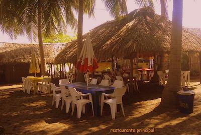 Vendesi piccolo eco-resort in Messico - Tavoli