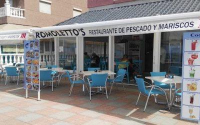 Vendesi ristorante a Tenerife Sud